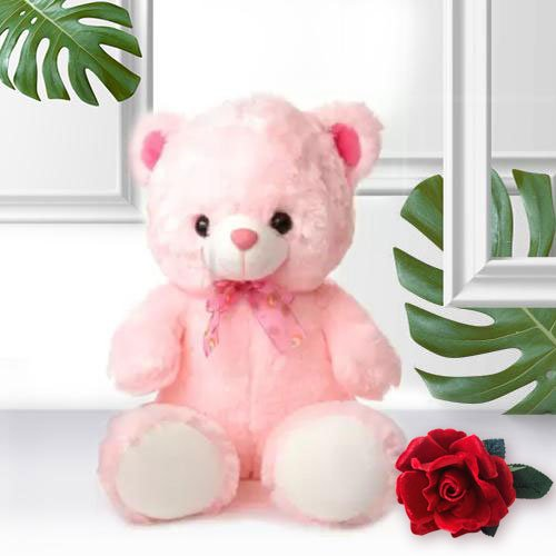 Gift this Big Teddy Bear to your loved ones. (30 inch)