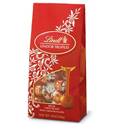 Classic Swiss Lindt Lindor Chocolates