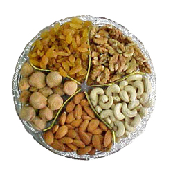 Assorted Dry Fruits for Sister